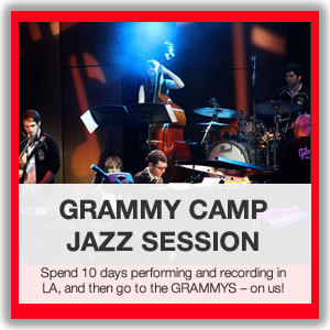 GRAMMY Camp Jazz Session