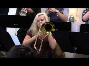 Embedded thumbnail for GRAMMY Camp – Jazz Session Girls Talk Jazz